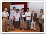 SRM Students Receive Special Mention Award