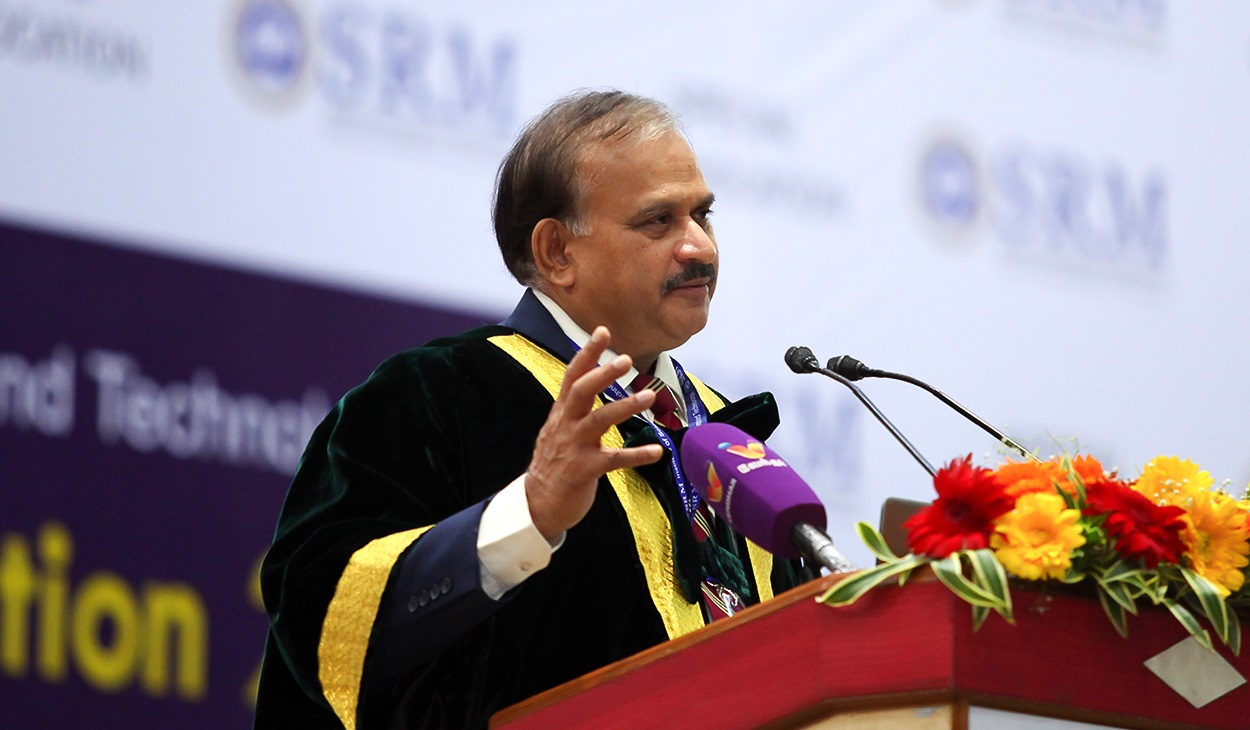 SRMIST 14th-convocation