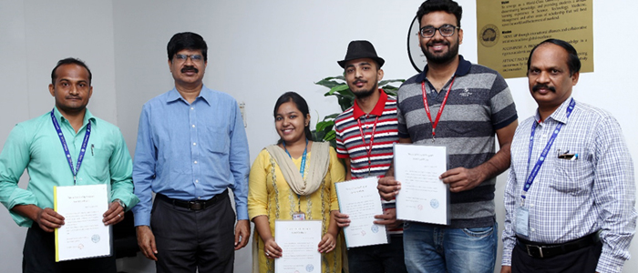 SRM Students Selected for Taiwan Scholarship Program