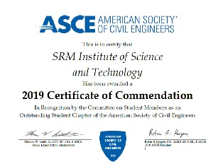 asec-srmist-student-receives-certificate-of-commendation