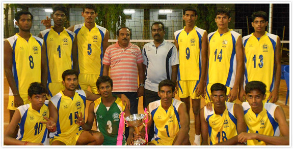 First State level Volleyball Tournament 2012