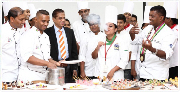 International Workshop Science In The Kitchen Where Culinary Art Meets On 13th 14th September 2016 At SRM Institute Of Hotel Management