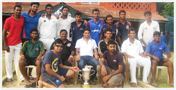 IIT Sanmar Cricket Tournament 2013