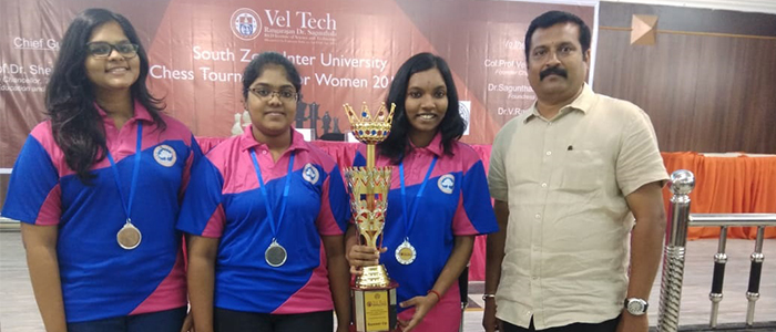 south-zone-inter-university-chess-tournament-for-women-2018-19