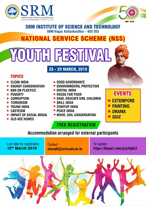 Youth Festival SRMIST