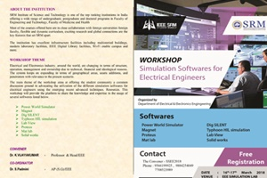 workshop-on-simulation-software-for-electrical-engineers