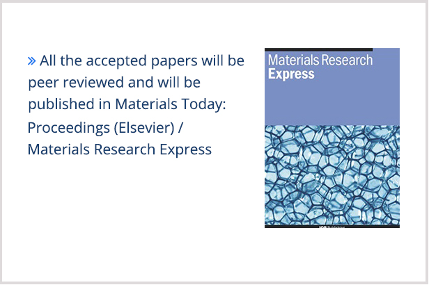 International conference on Recent Advances in Material Chemistry |